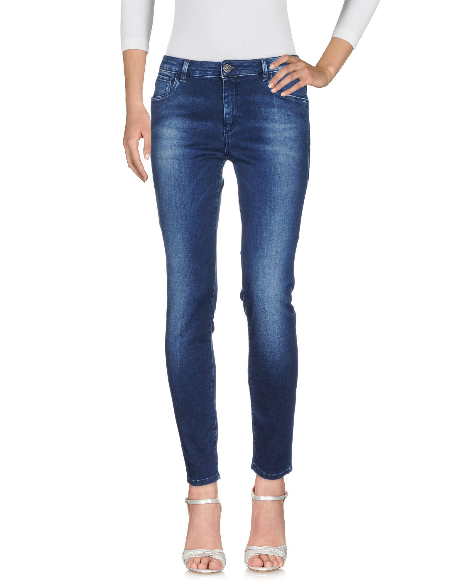 где купить TRUSSARDI JEANS Джинсовые брюки по лучшей цене