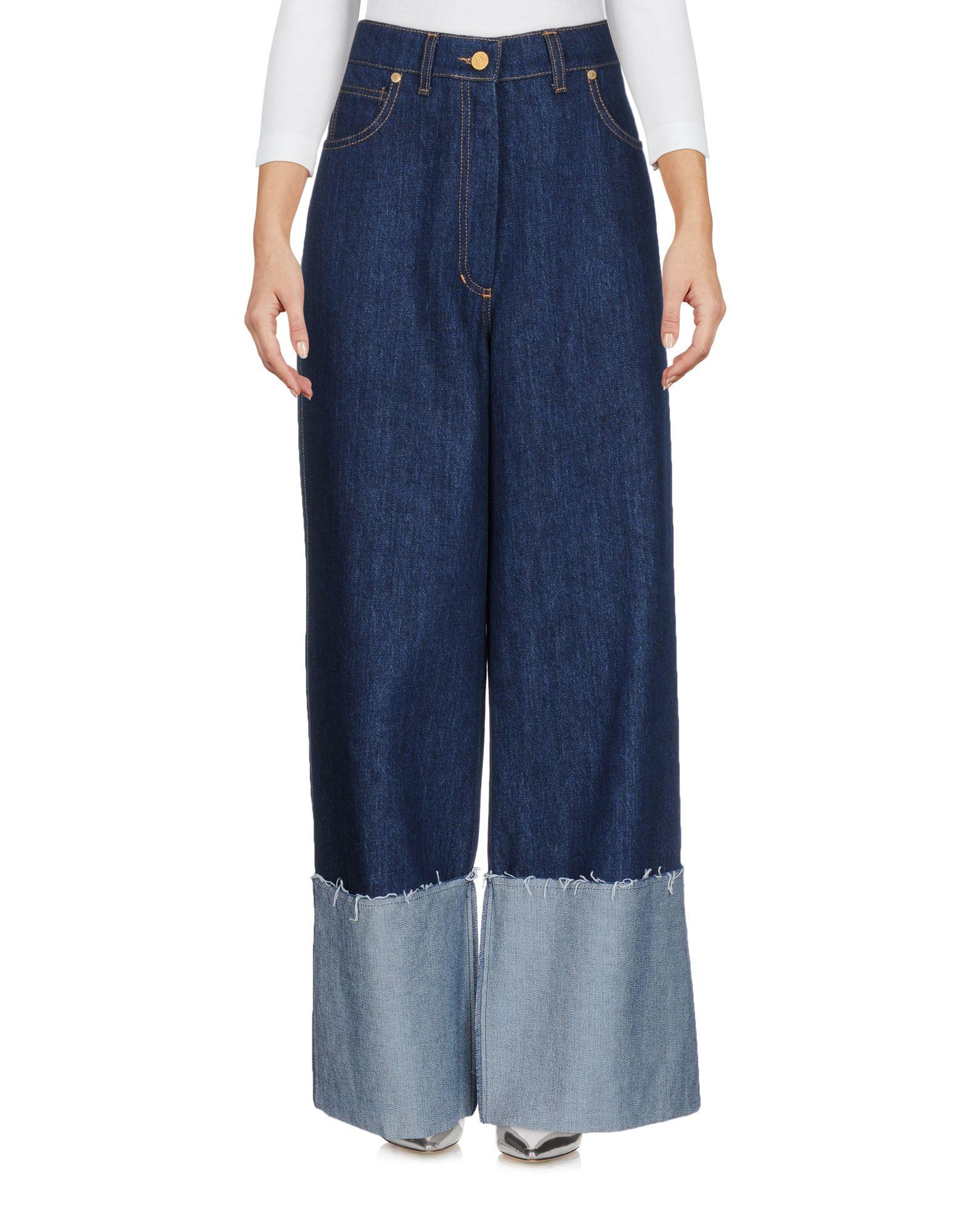 NATASHA ZINKO Джинсовые брюки natasha zinko укороченные шерстяные брюки
