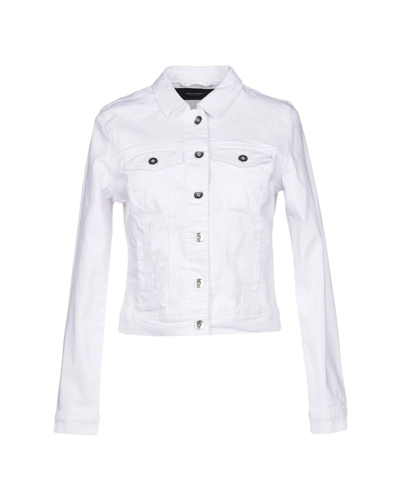VERO MODA Джинсовая верхняя одежда блуза vero moda vero moda ve389ewzku18