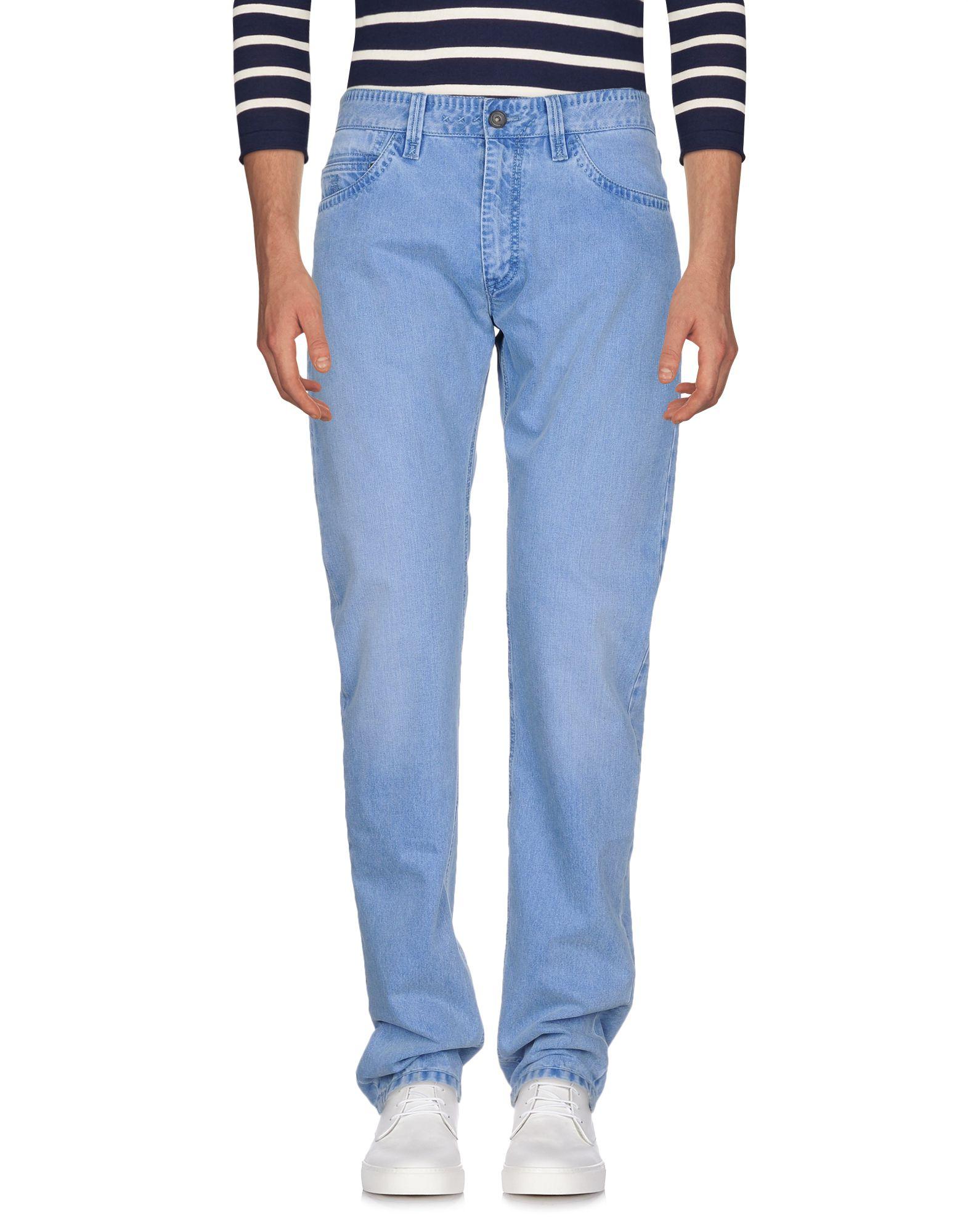 CORTIGIANI Джинсовые брюки поло cortigiani cortigiani co068emaeqm2