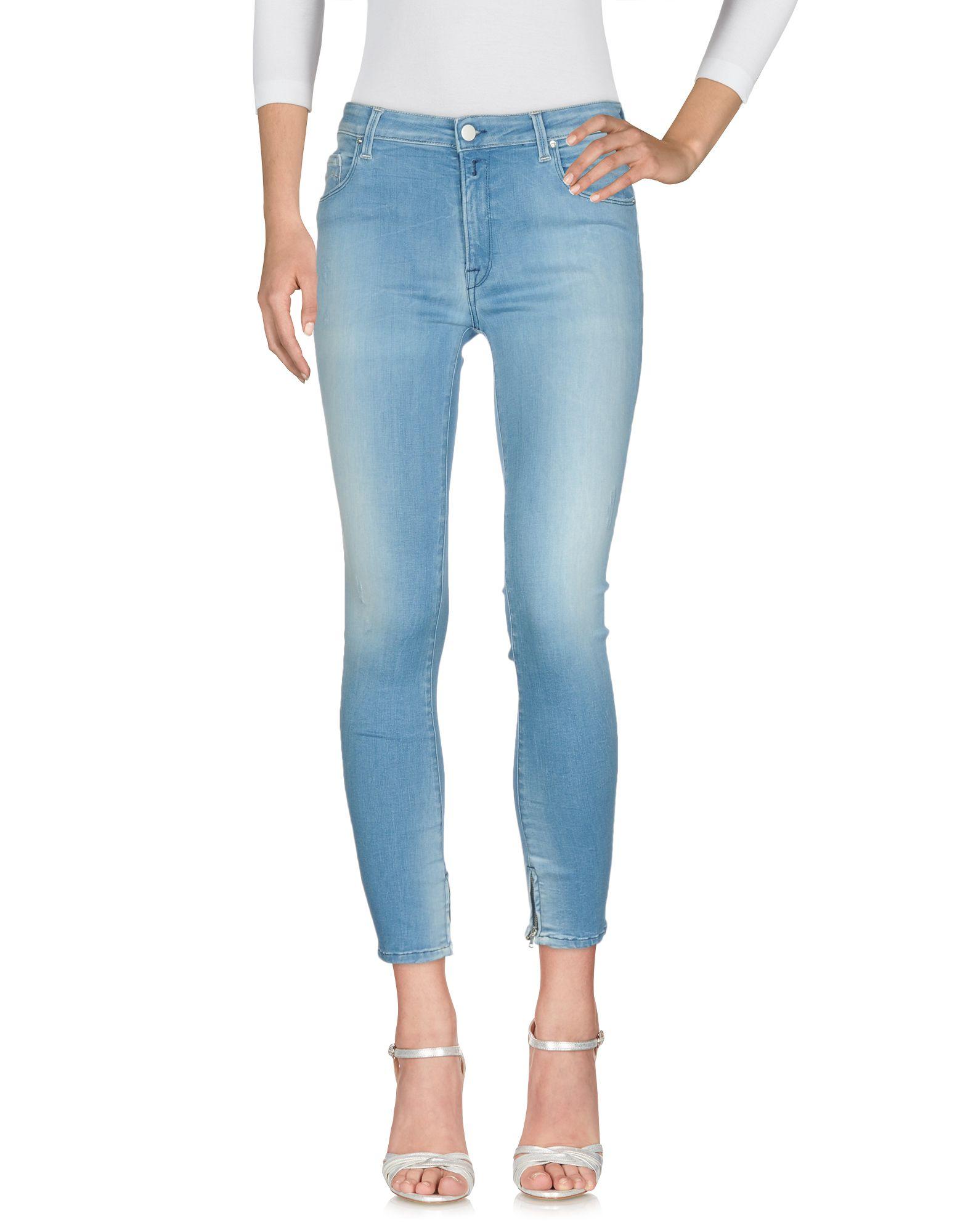 REPLAY Denim Pants in Blue