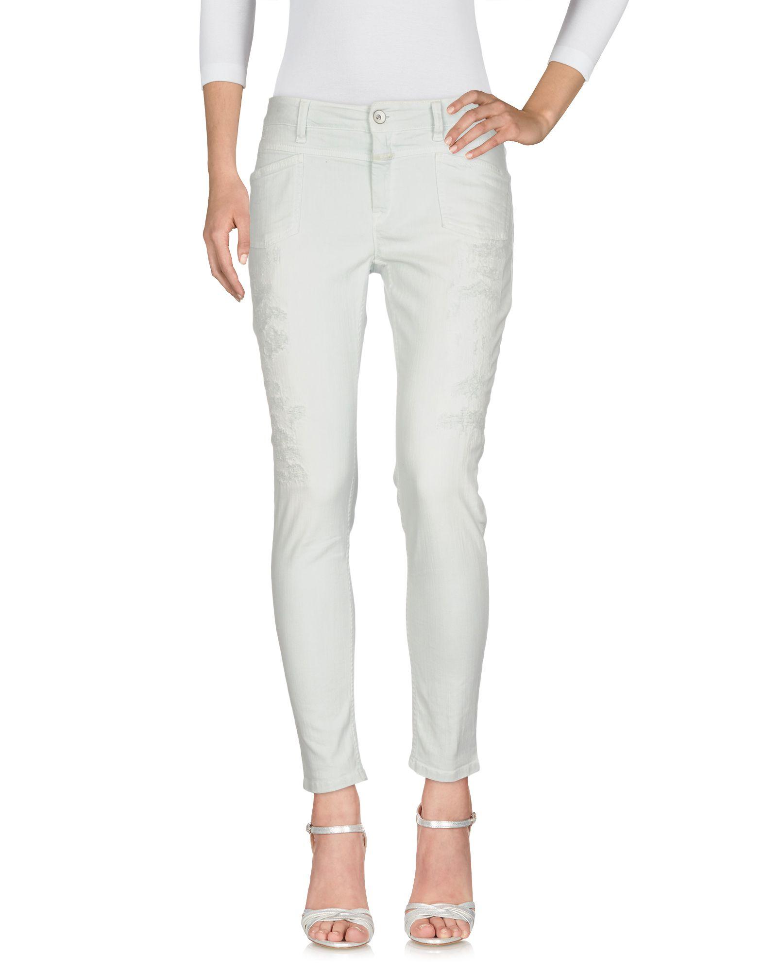 CLOSED Damen Jeanshose Farbe Himmelblau Größe 6