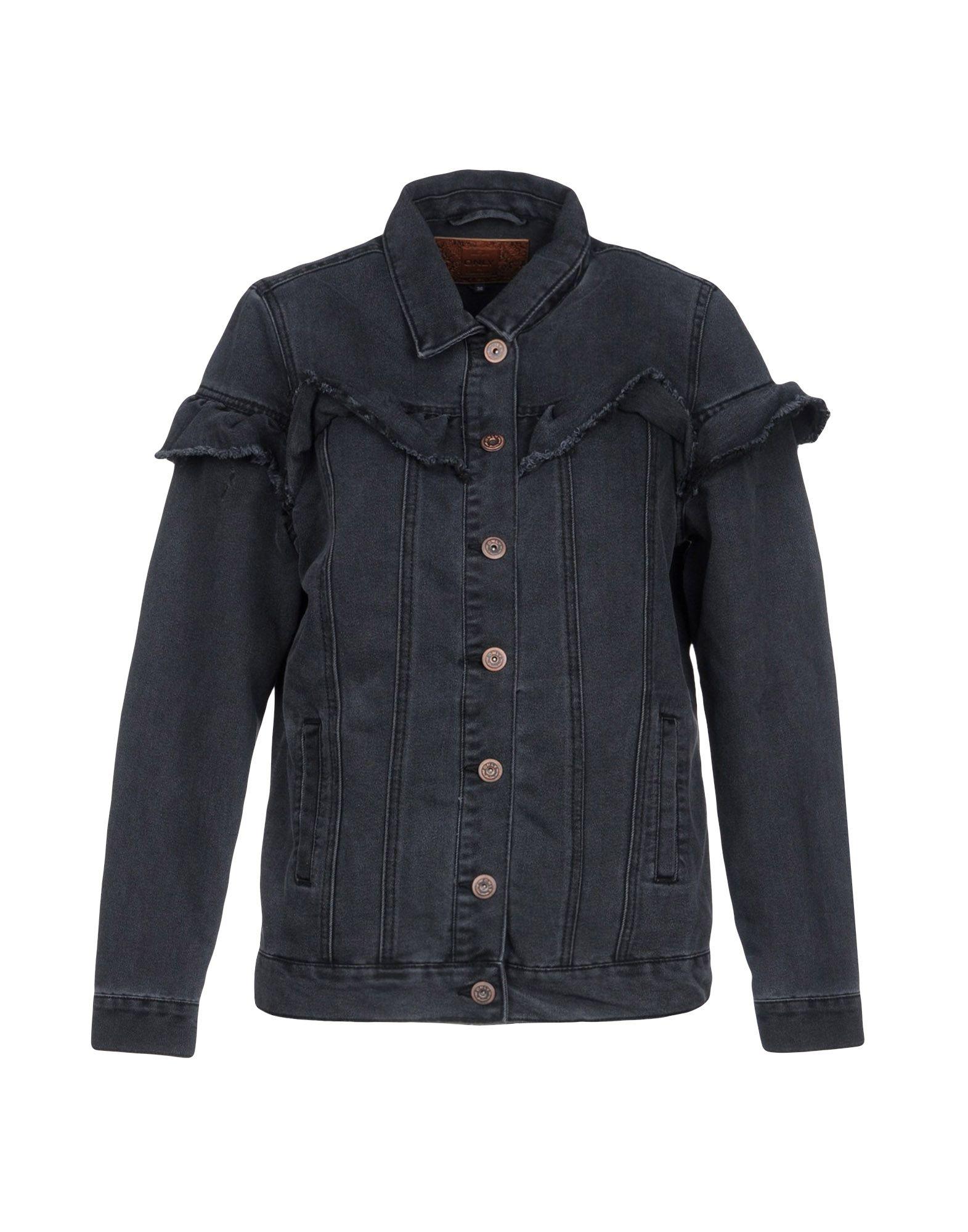 ONLY BLU Джинсовая верхняя одежда wood wood джинсовая верхняя одежда