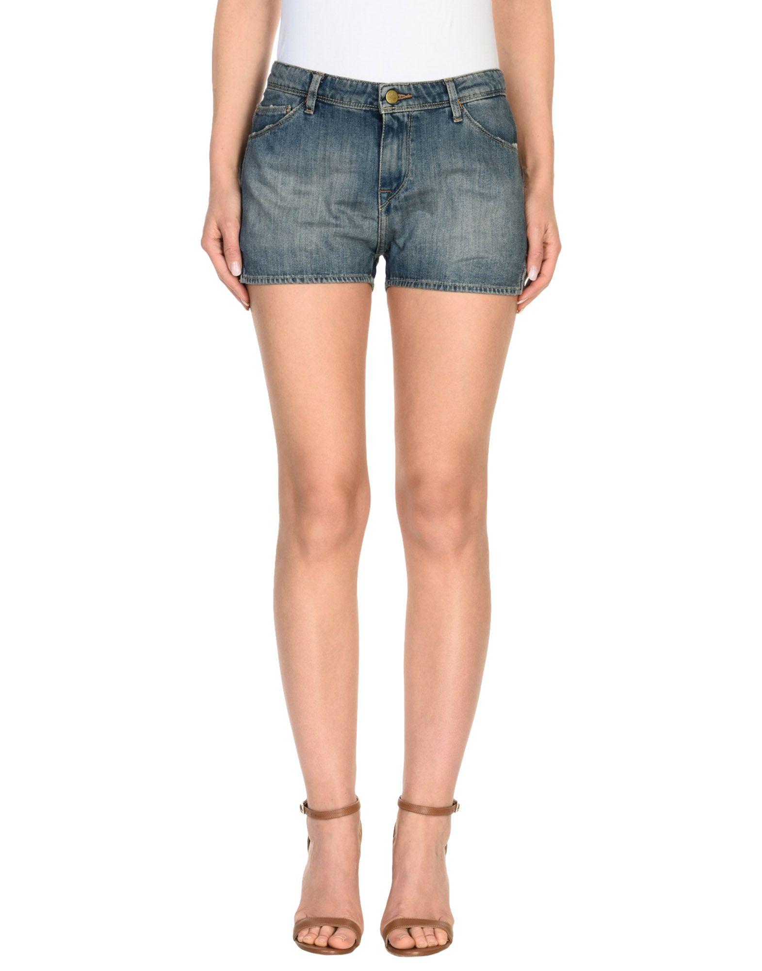 BA&SH Джинсовые шорты шорты джинсовые sh sh sh021ewelne1