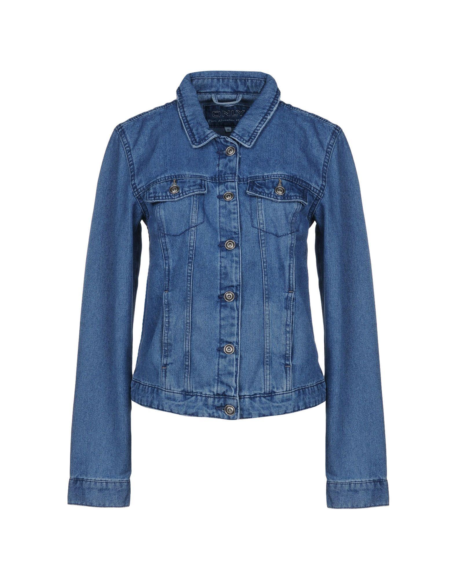 ONLY Джинсовая верхняя одежда wood wood джинсовая верхняя одежда