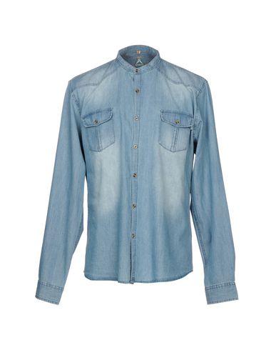 Джинсовая рубашка от AUTOMATIC