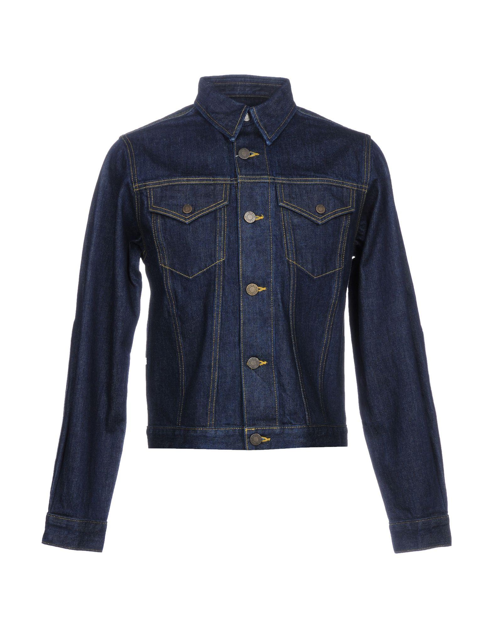 CALVIN KLEIN JEANS Джинсовая верхняя одежда кошелек calvin klein jeans calvin klein jeans ca939bwapqt1