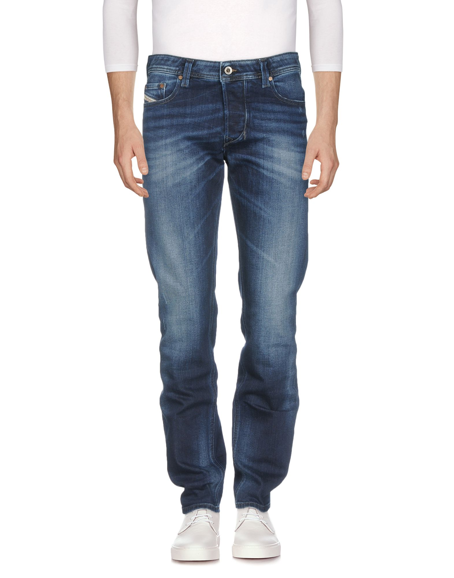 DIESEL Джинсовые брюки lagerfeld gallery by diesel джинсовые брюки