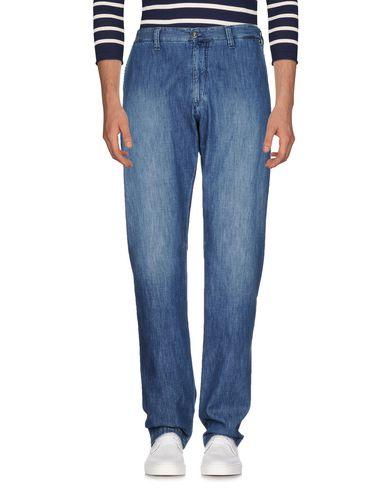 BETWOIN Pantalon en jean homme