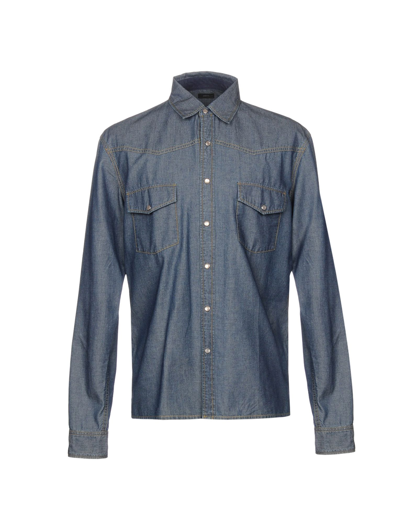 JOSEPH Джинсовая рубашка цена 2017