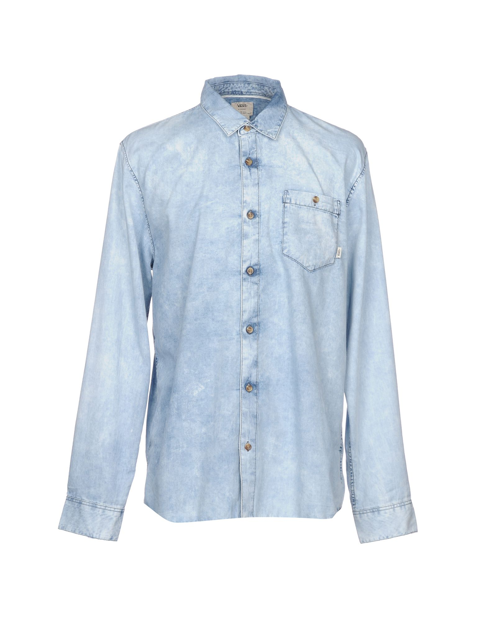 VANS Джинсовая рубашка