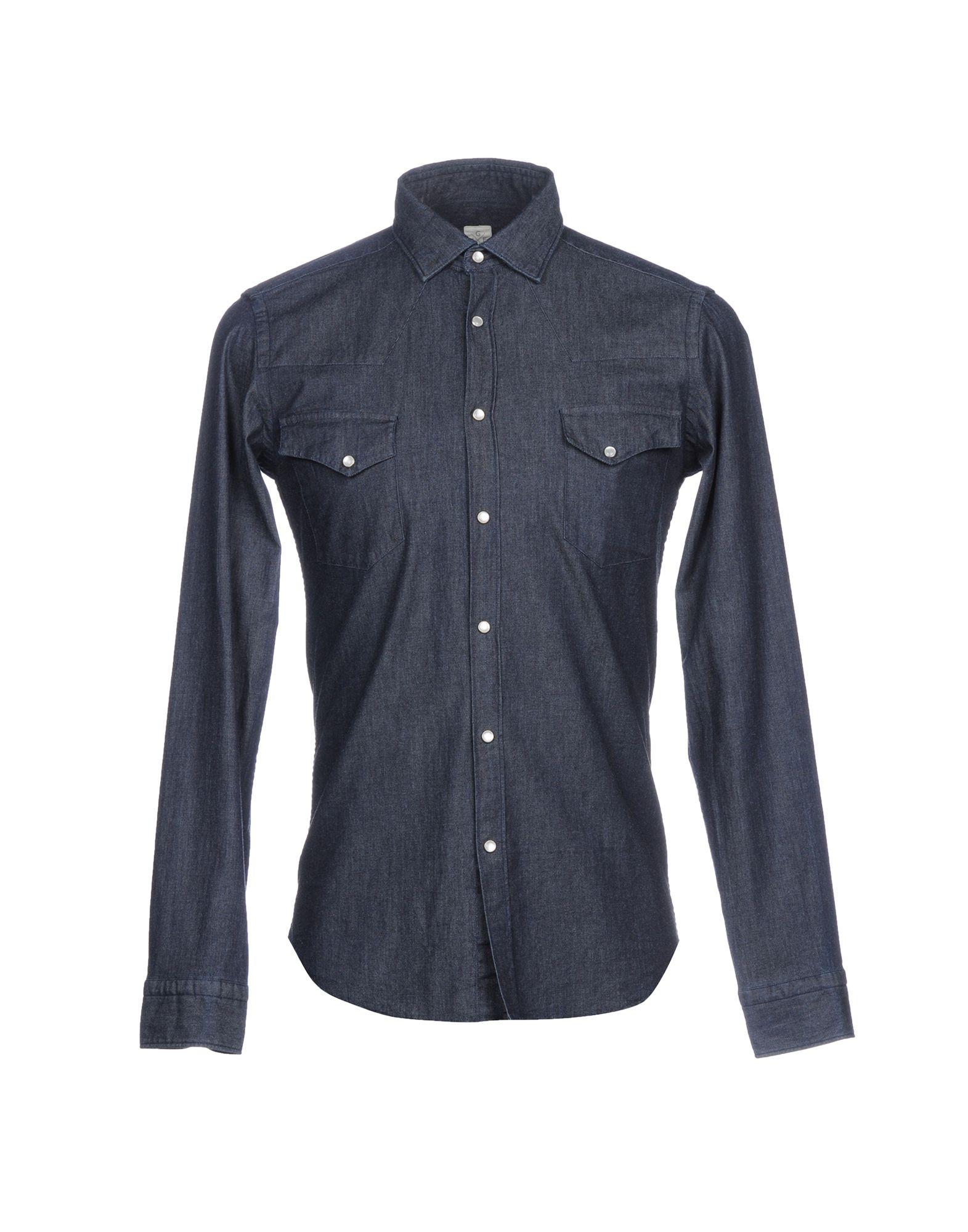 GMF 965 Джинсовая рубашка