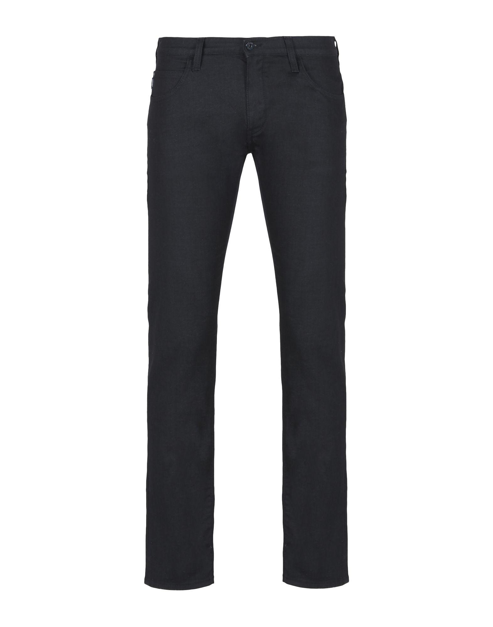 ARMANI JEANS Джинсовые брюки nobody джинсовые брюки