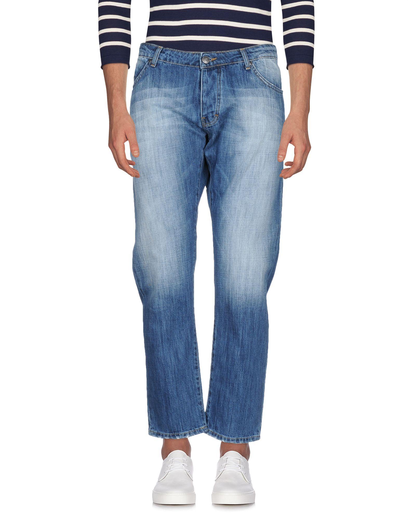 цена ORDEM Джинсовые брюки онлайн в 2017 году