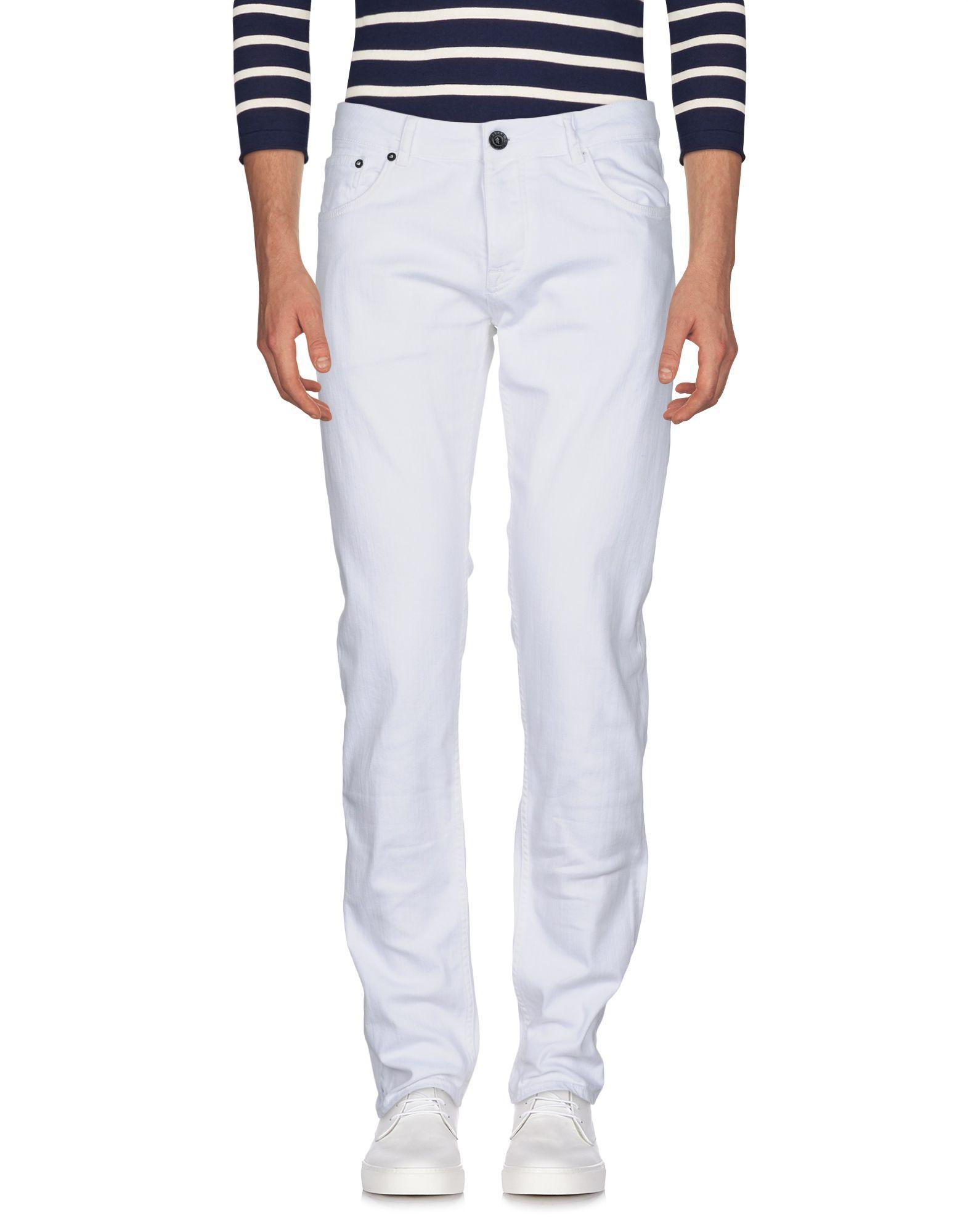 SEVEN7 Джинсовые брюки куртка seven7 2014 703k2229