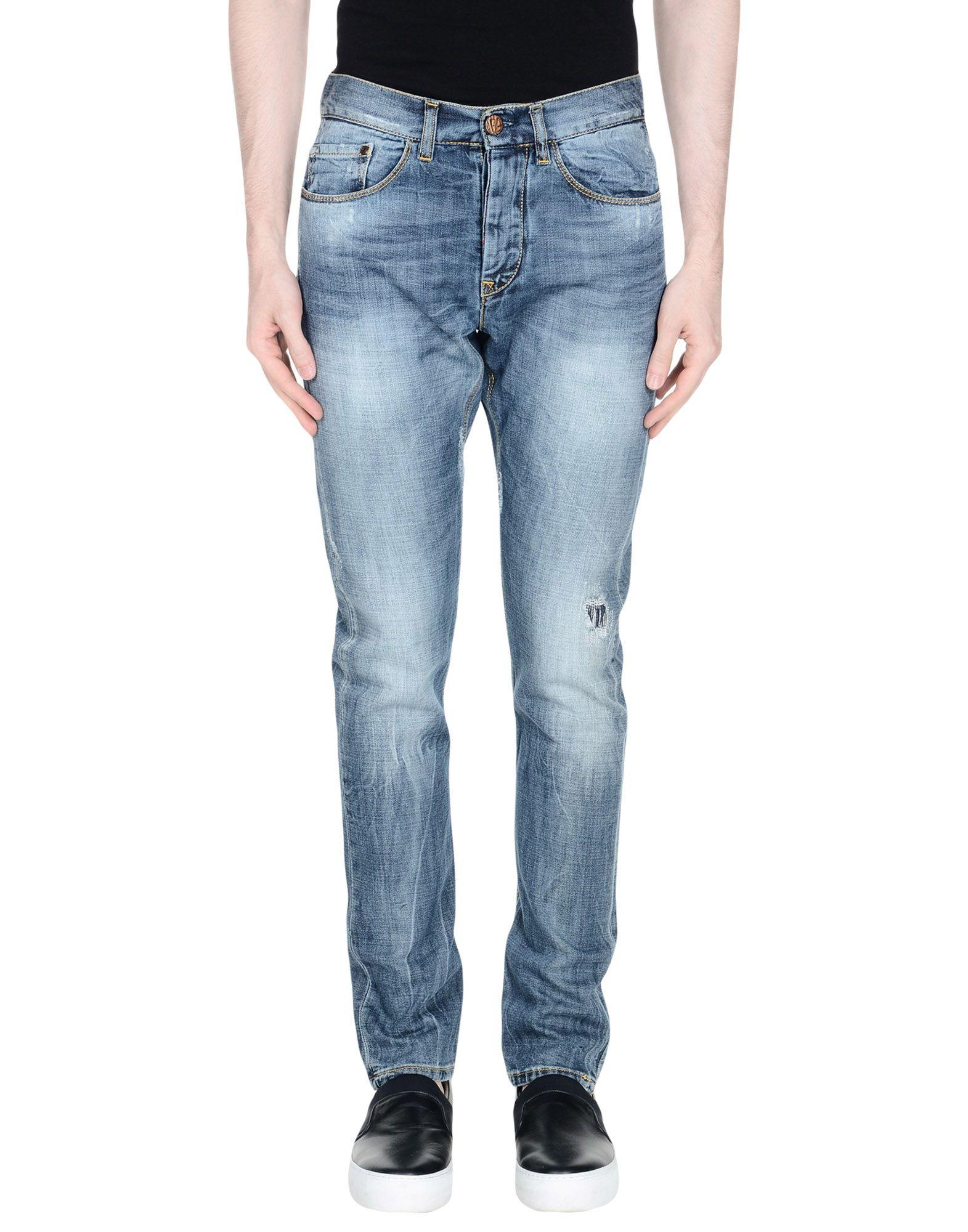 MAMUUT Джинсовые брюки