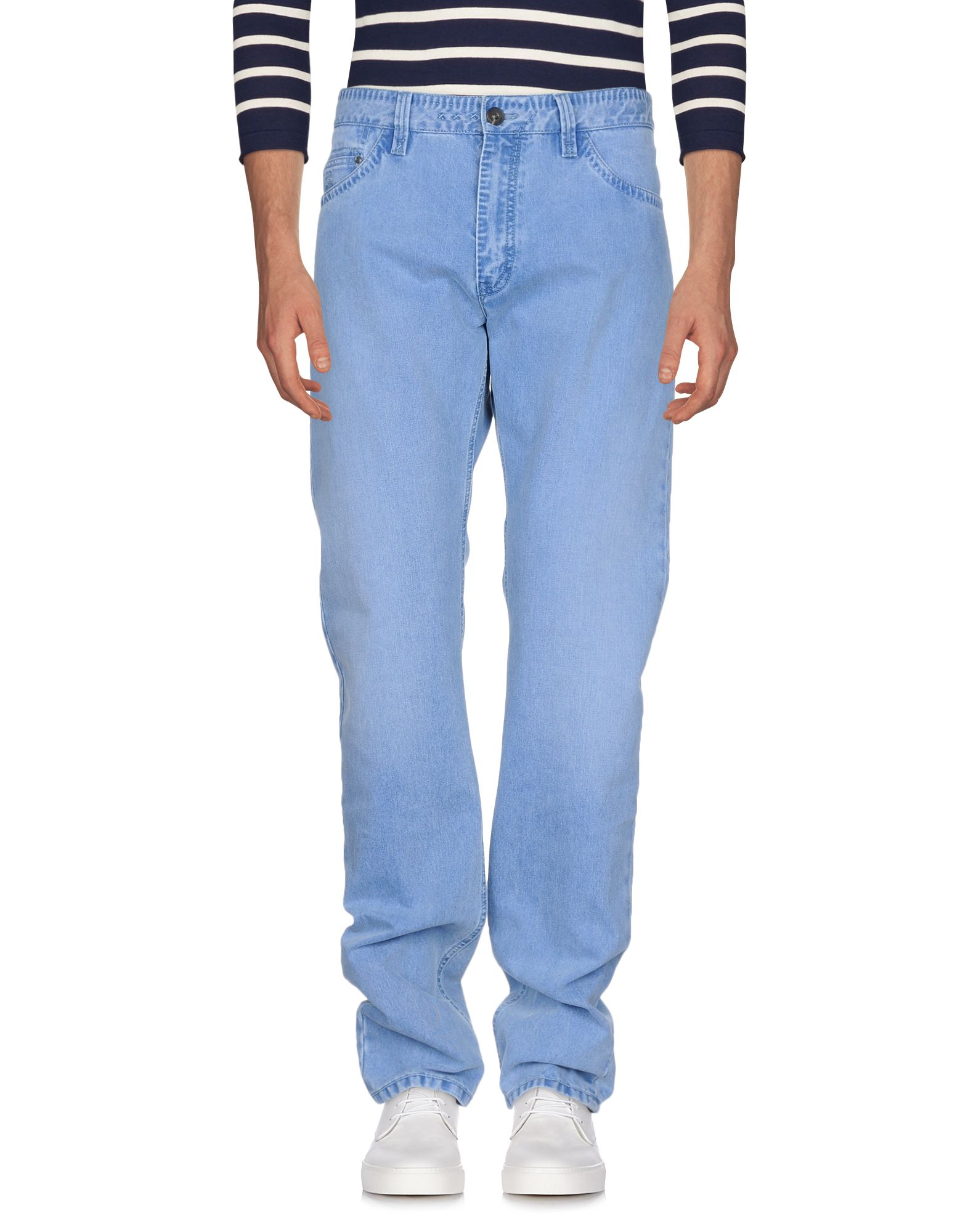 CORTIGIANI Джинсовые брюки