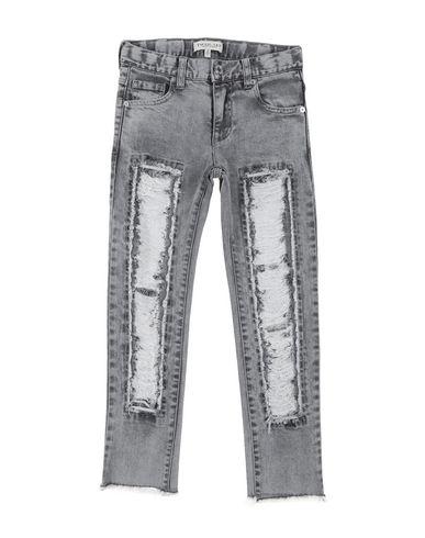 Фото - Джинсовые брюки от TWINSET серого цвета