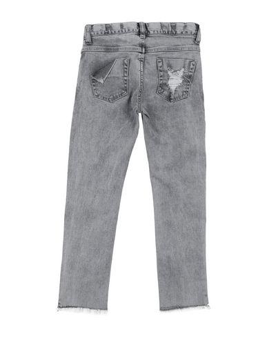 Фото 2 - Джинсовые брюки от TWINSET серого цвета