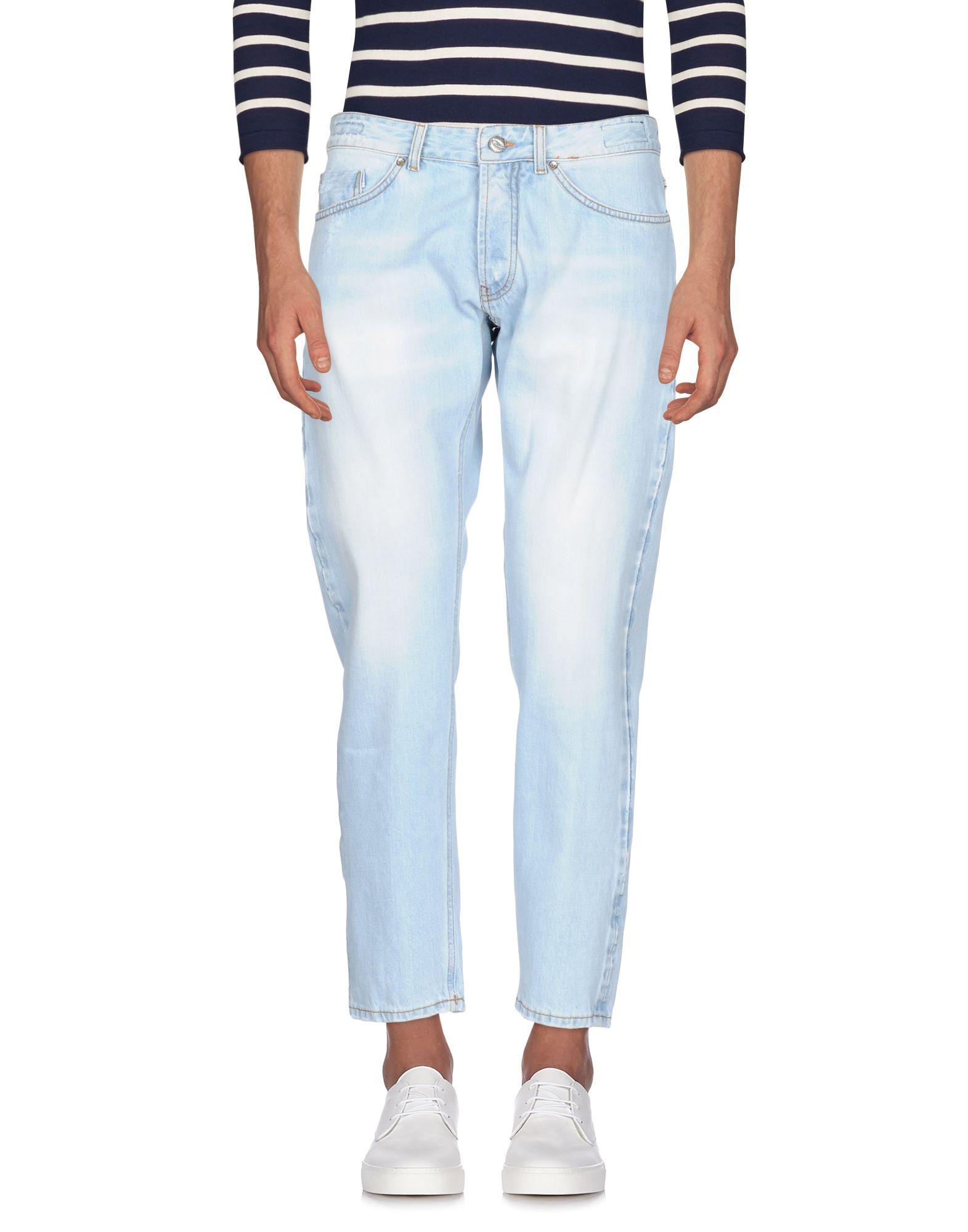 MICHAEL COAL Джинсовые брюки женские брюки лэйт светлый размер 50