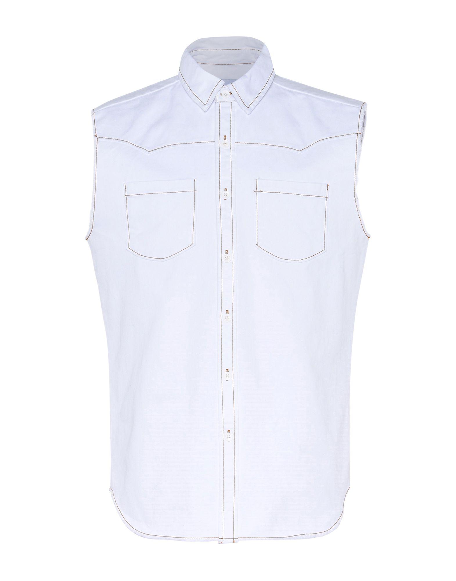 PIERRE DARRÉ Джинсовая рубашка рубашки pierre lauren рубашка