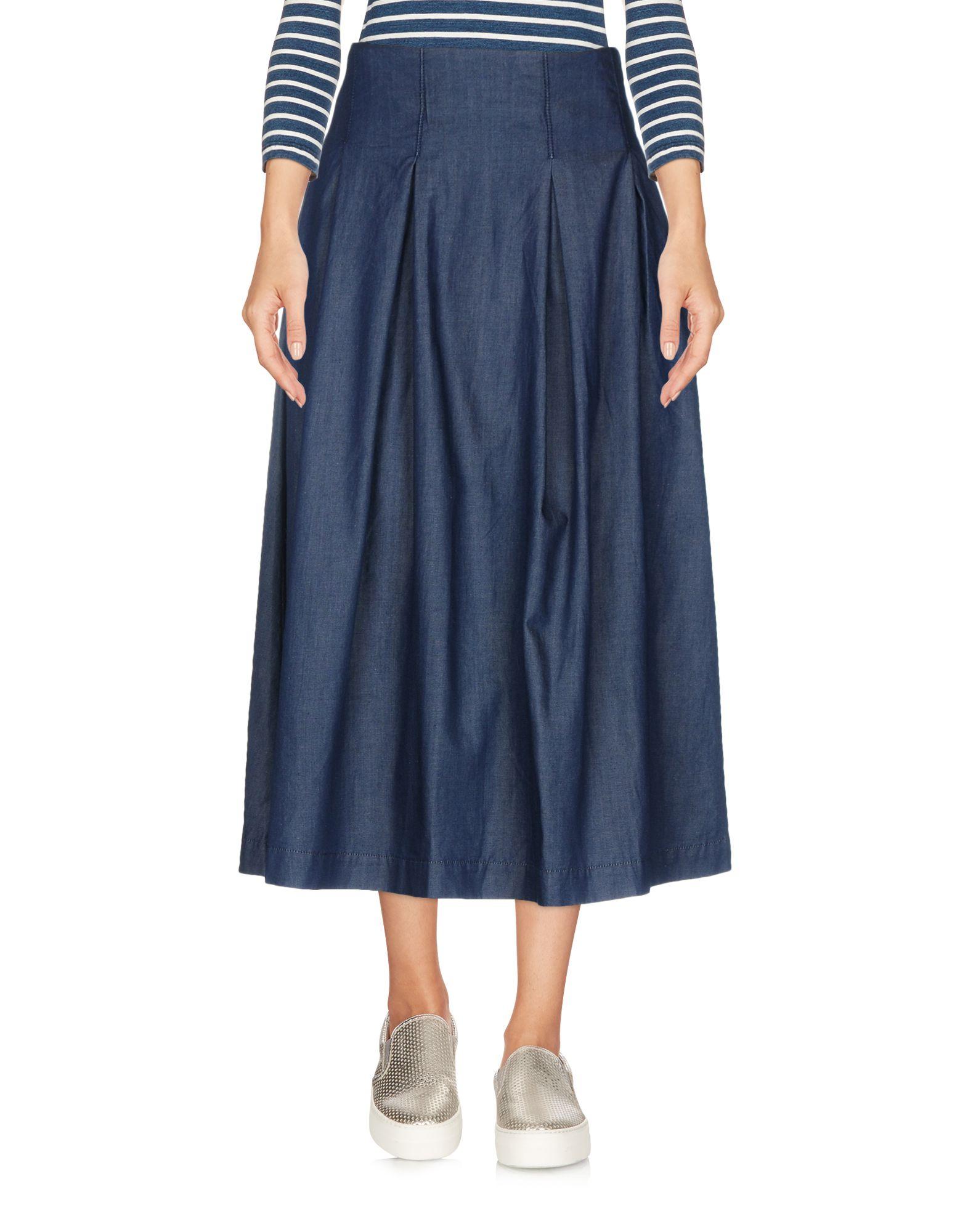 STEFANEL Джинсовая юбка
