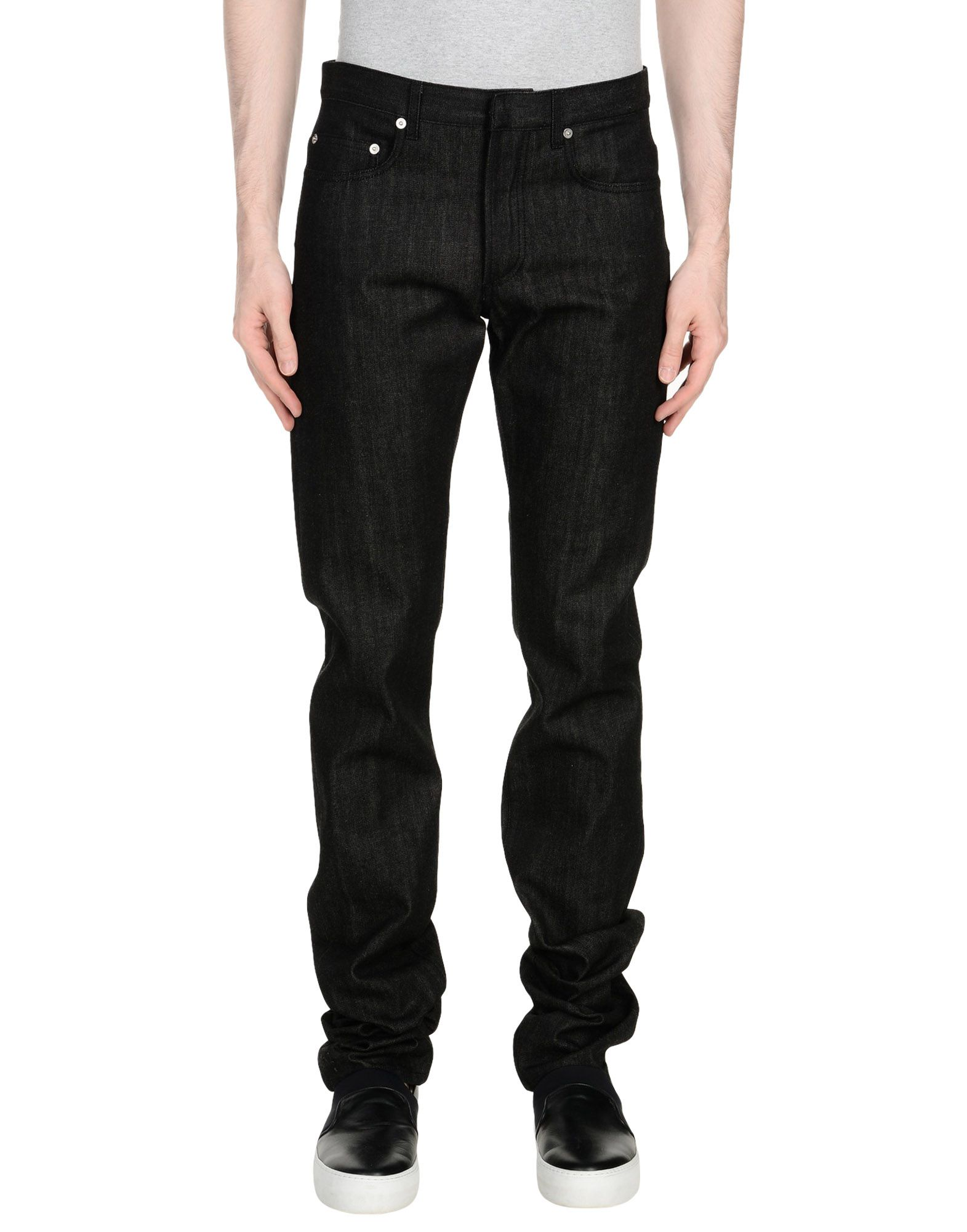 DIOR HOMME Джинсовые брюки dior homme повседневные брюки