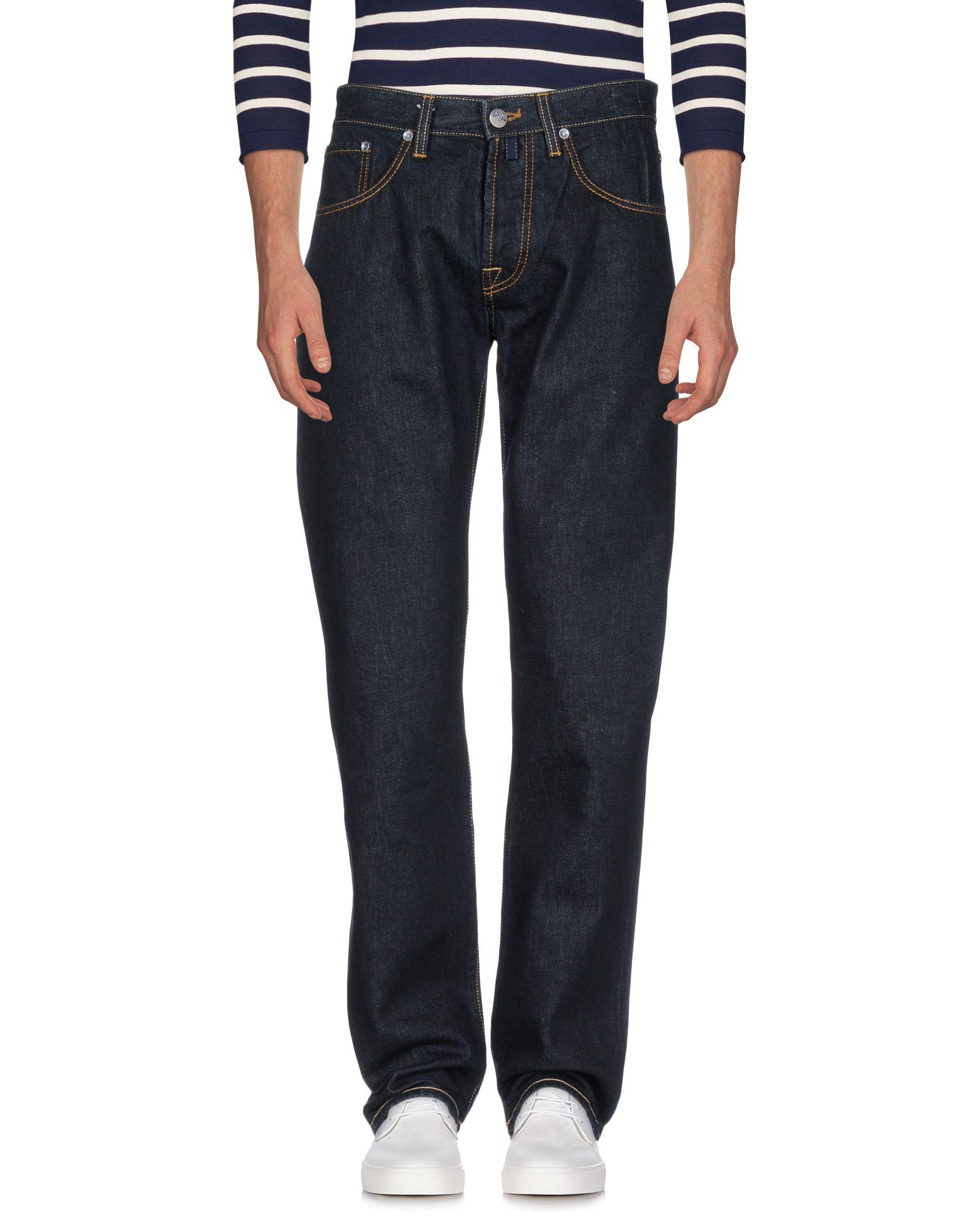 BLU DI VENEZIA® Джинсовые брюки цена 2017