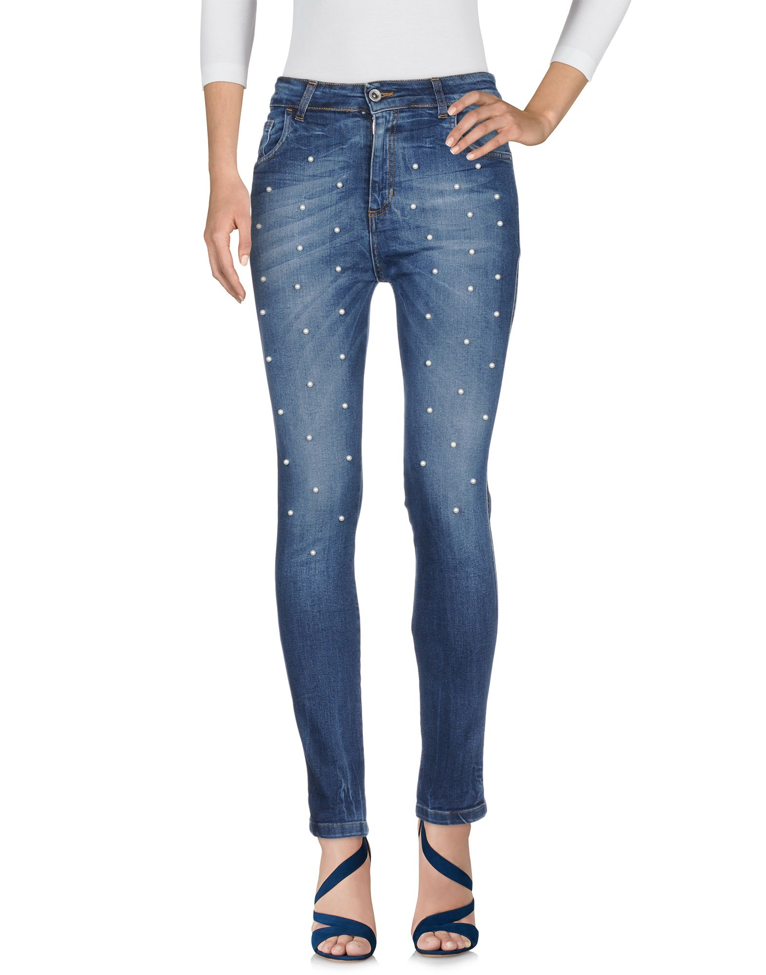 PAOLO CASALINI Джинсовые брюки paolo casalini платье до колена