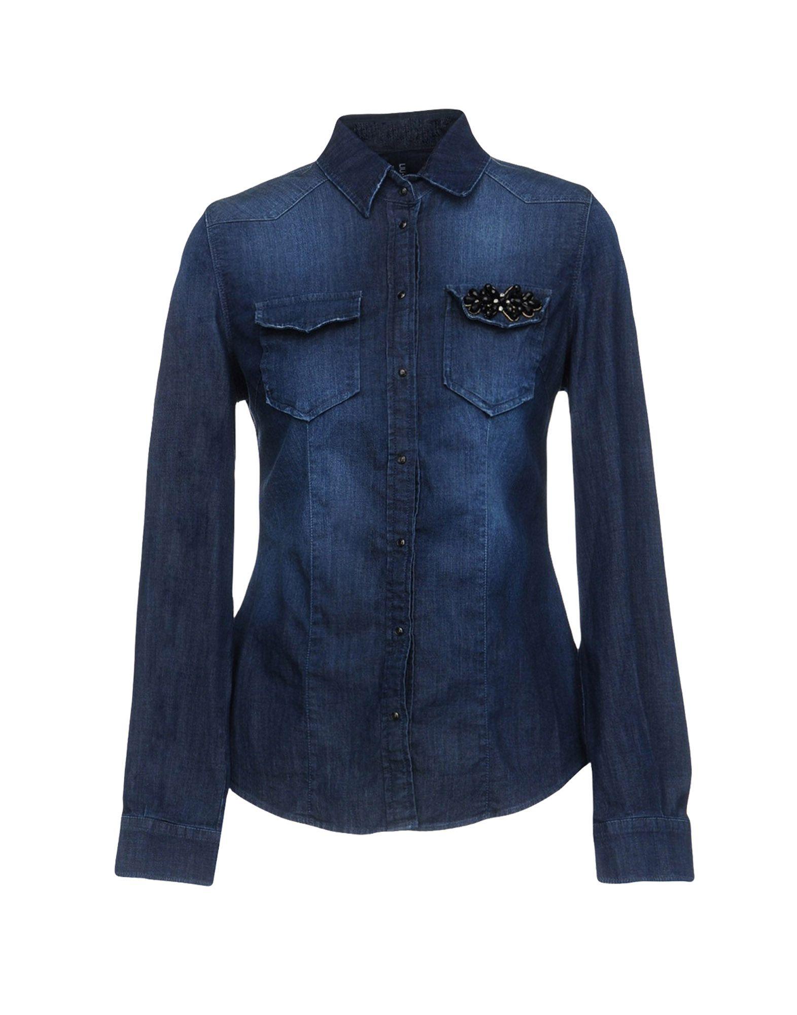 LIU •JO Джинсовая рубашка
