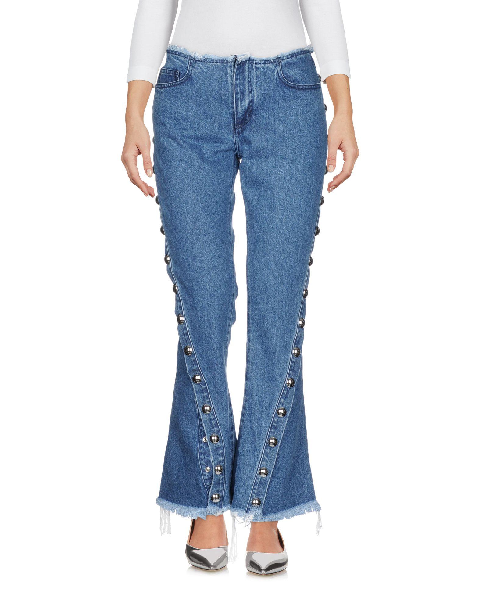 MARQUES' ALMEIDA Джинсовые брюки marques almeida в москве