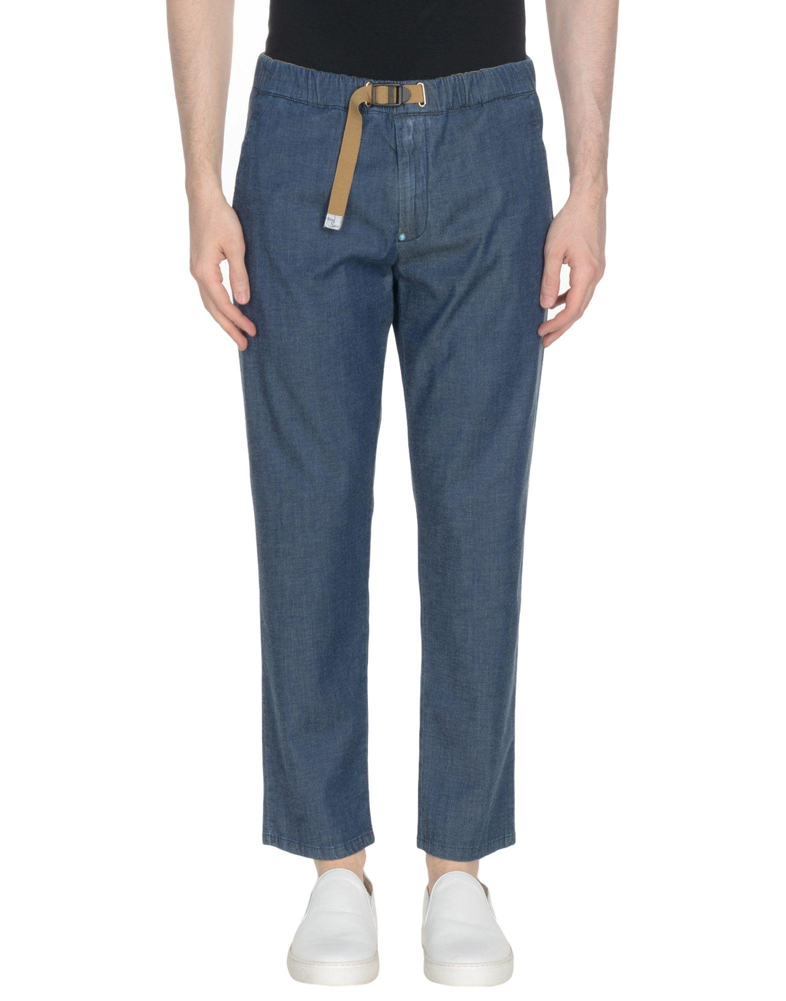 WHITE SAND 88 Джинсовые брюки