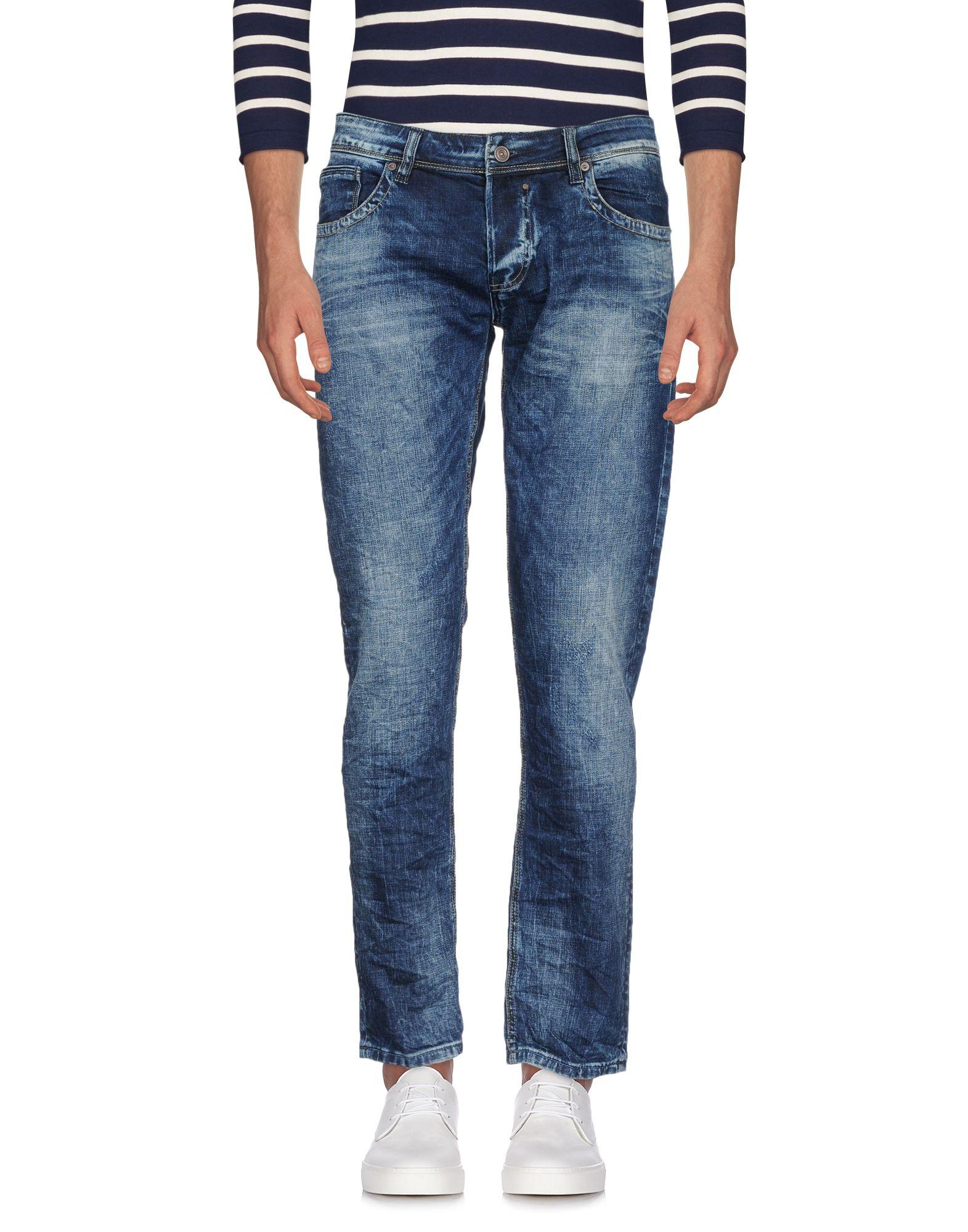 GIANNI LUPO Herren Jeanshose Farbe Blau Größe 4