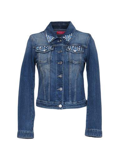 Blu donna LAFTY LIE Capospalla jeans donna