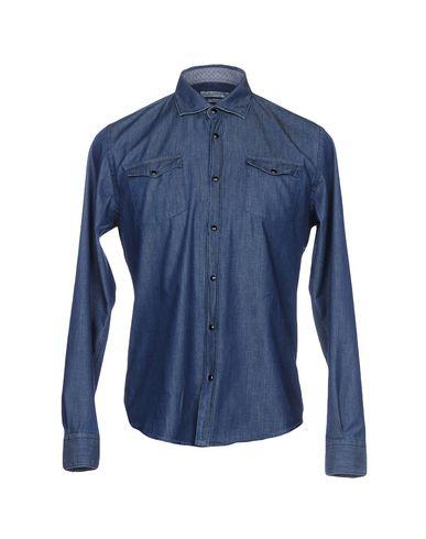 Джинсовая рубашка от DOUBLE EIGHT