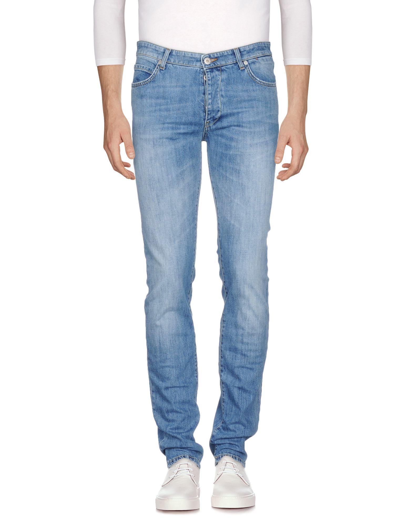 DOUBLE EIGHT Джинсовые брюки