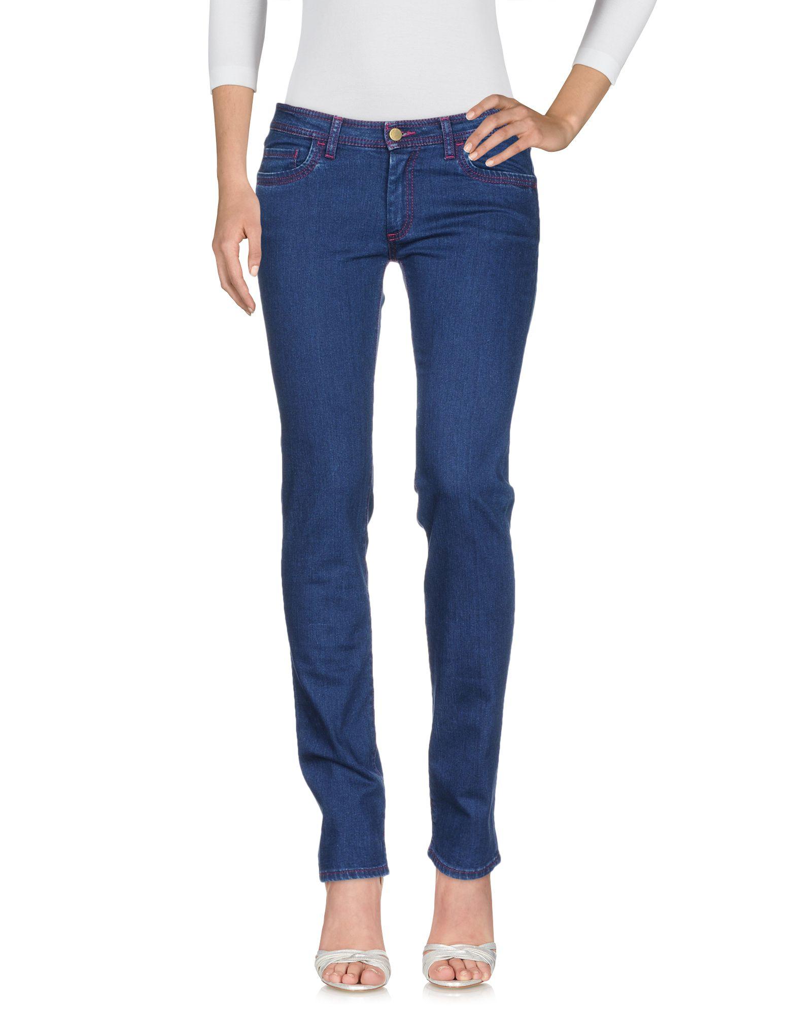 BALLANTYNE of PEEBLES Джинсовые брюки