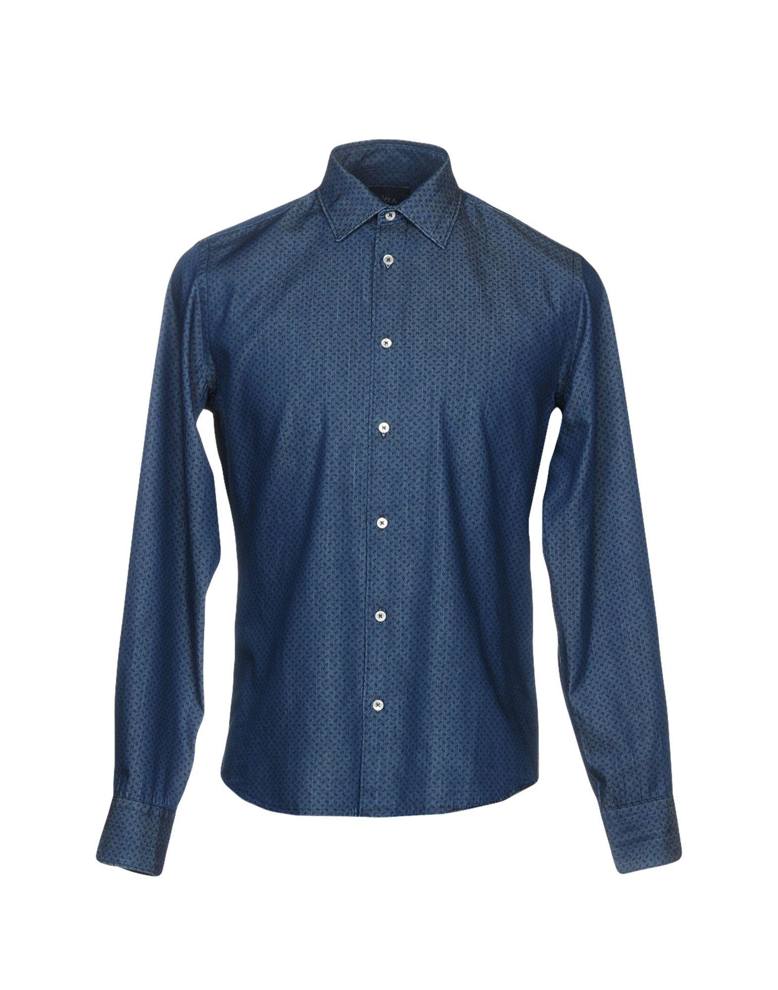 ALTEA dal 1973 Джинсовая рубашка dal dosso® перчатки