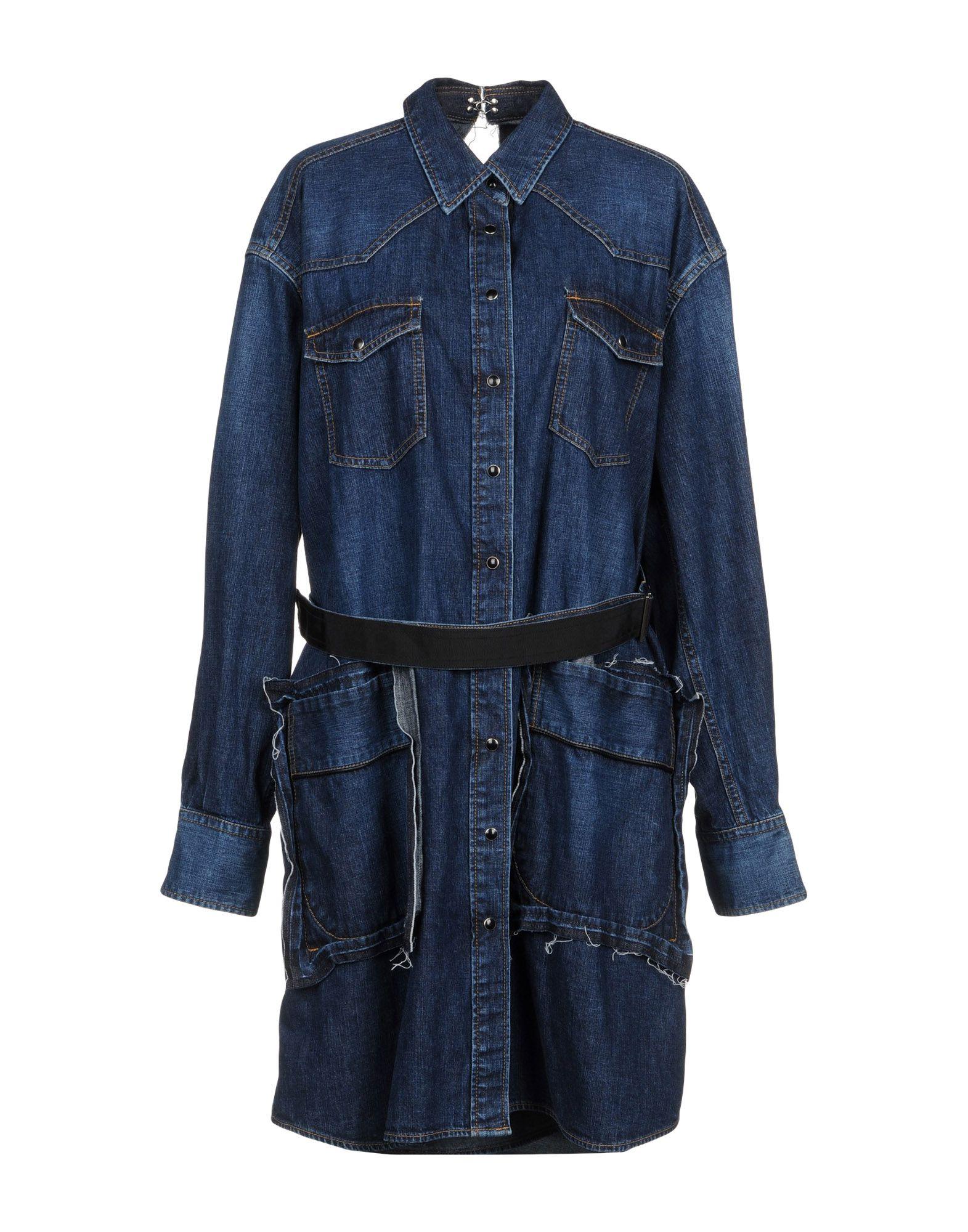 SACAI Джинсовая верхняя одежда цена 2017