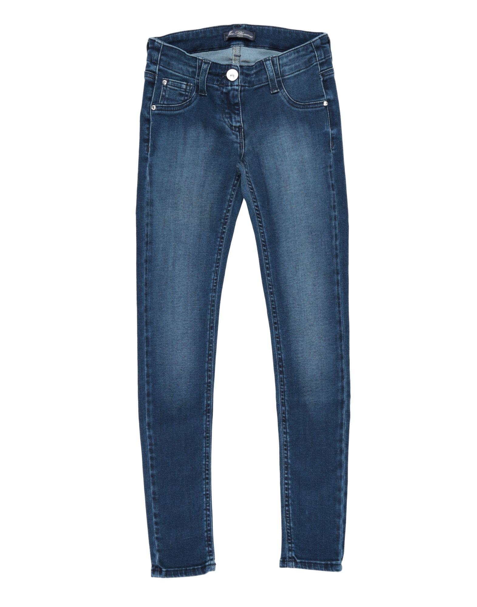 MISS BLUMARINE JEANS Джинсовые брюки