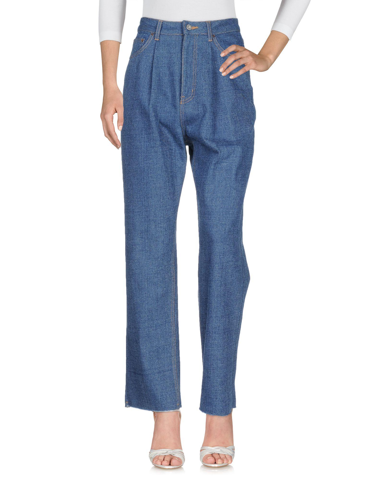 HIDDEN FOREST MARKET Джинсовые брюки market day