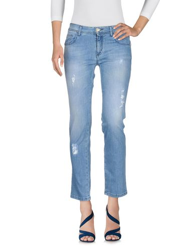 AQUAJEANS Pantalon en jean femme