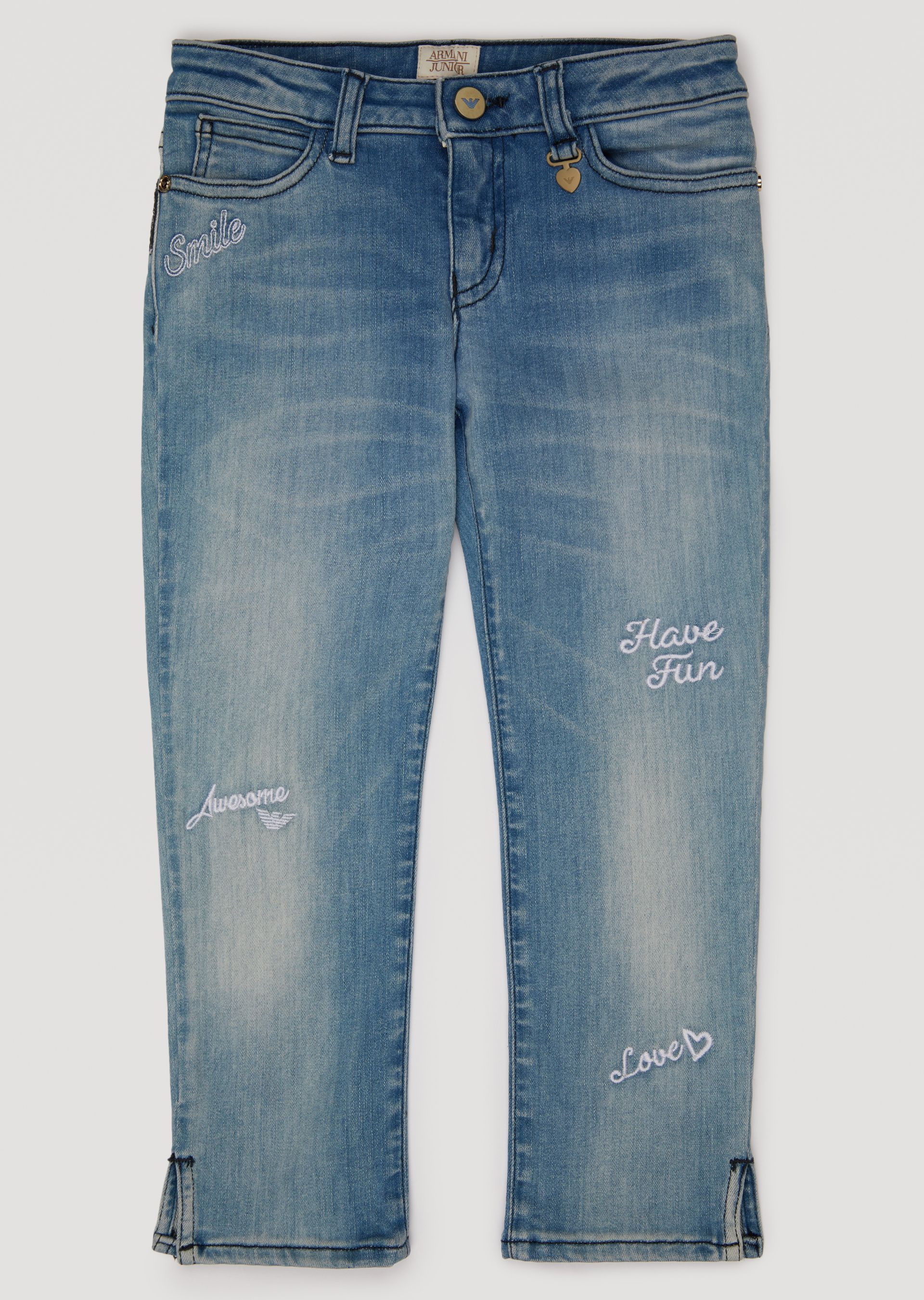 OFFICIAL STORE EMPORIO ARMANI - Jeans - Jeans on armani.com