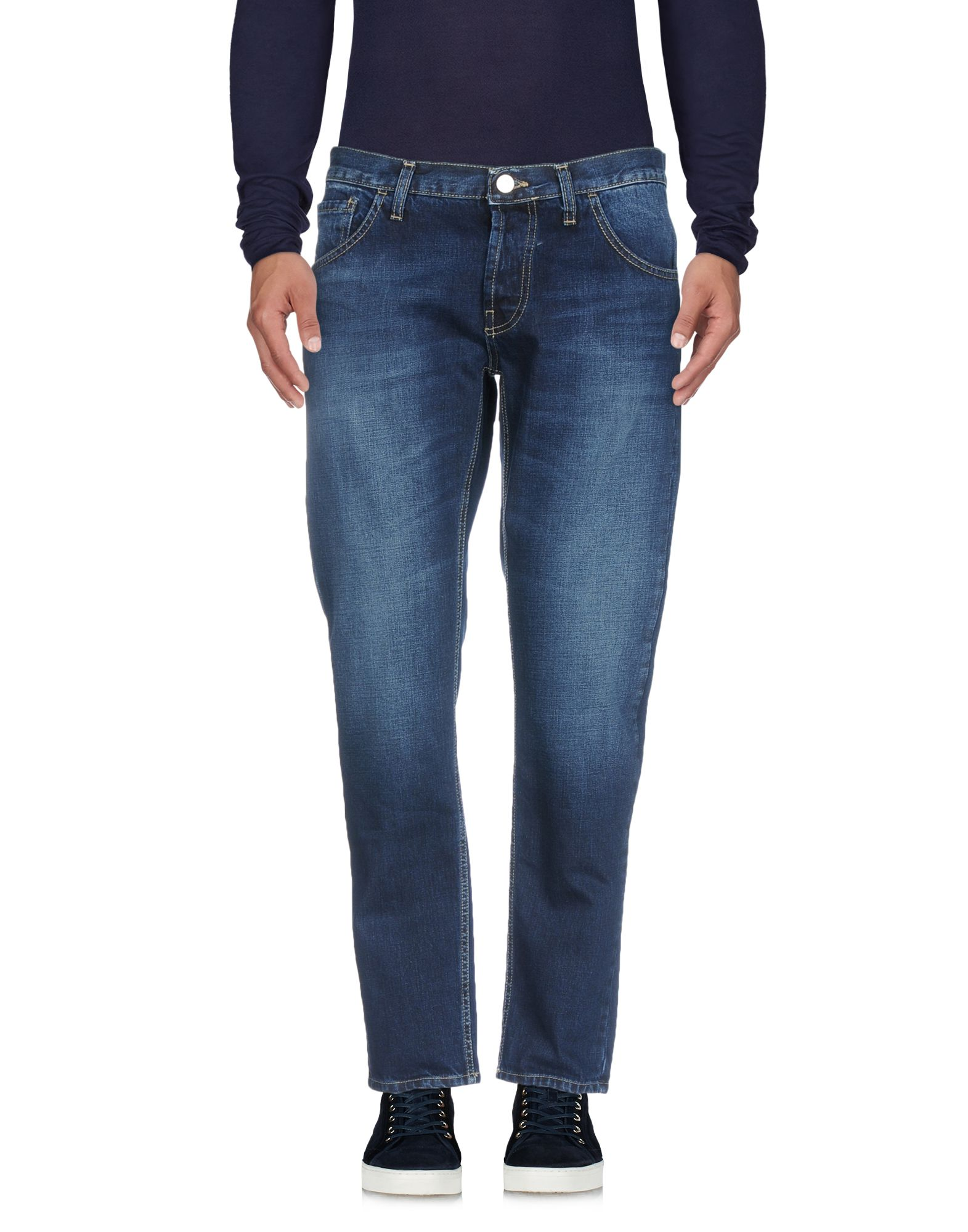 (M) MAMUUT DENIM Джинсовые брюки