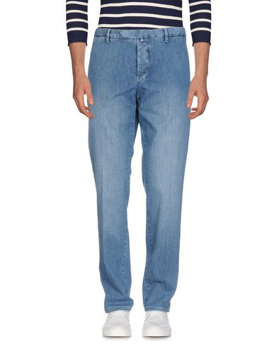 Джинсовые брюки от MARCO PESCAROLO