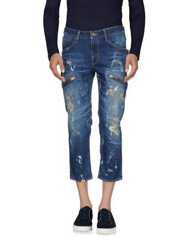 Джинсовые брюки-капри от L.G.B.