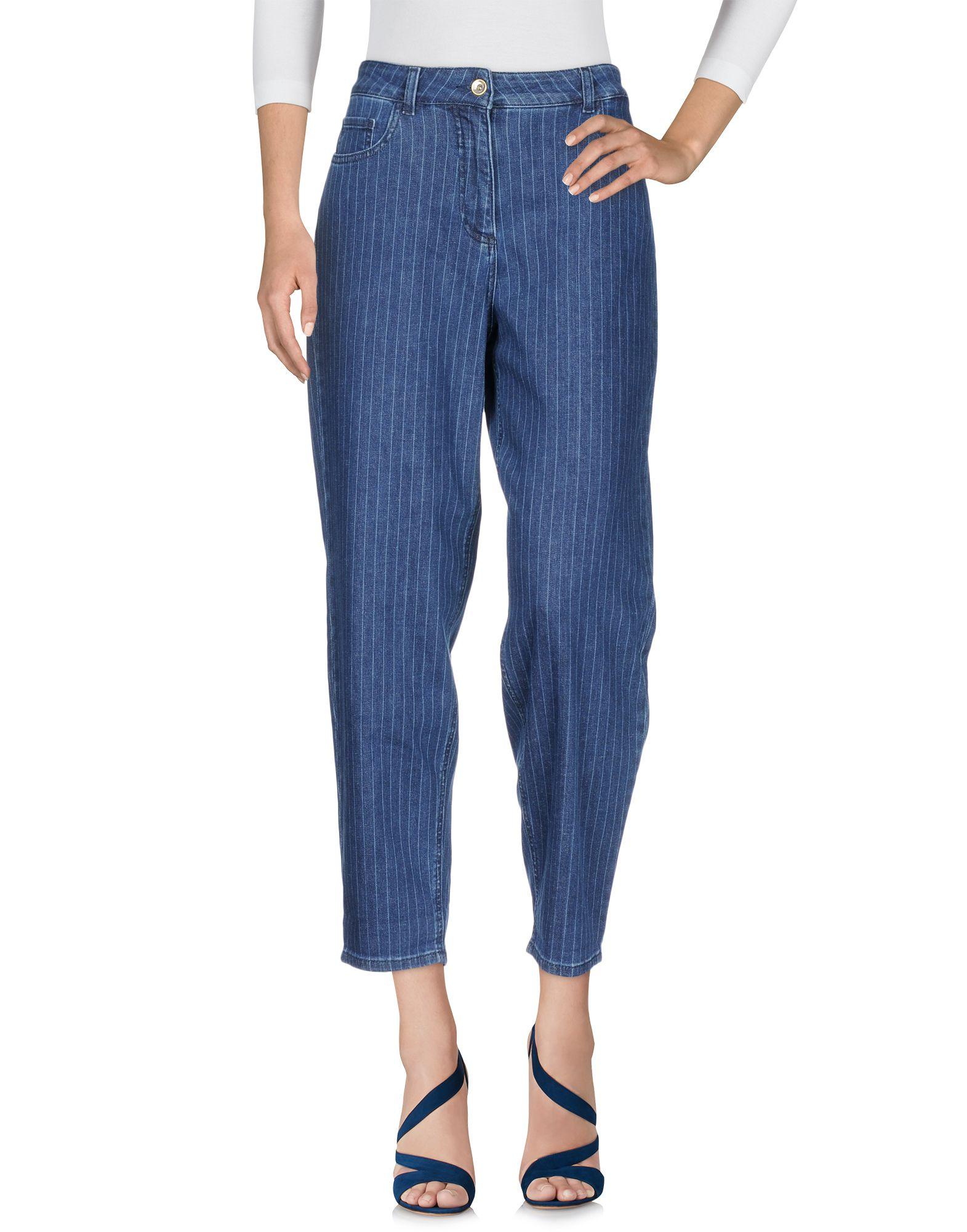 PATRIZIA PEPE Джинсовые брюки цены онлайн