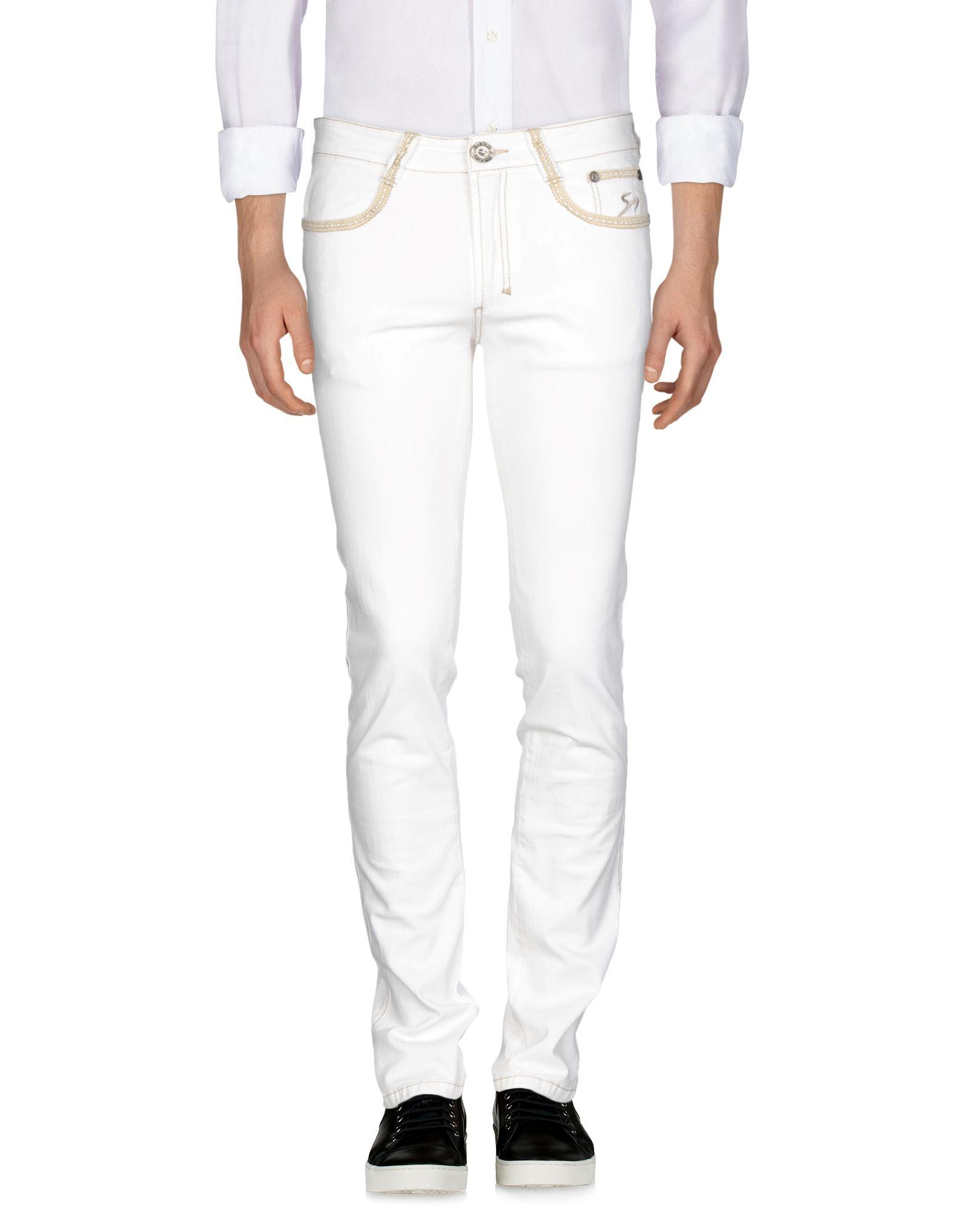 9.2 BY CARLO CHIONNA Джинсовые брюки цена 2017