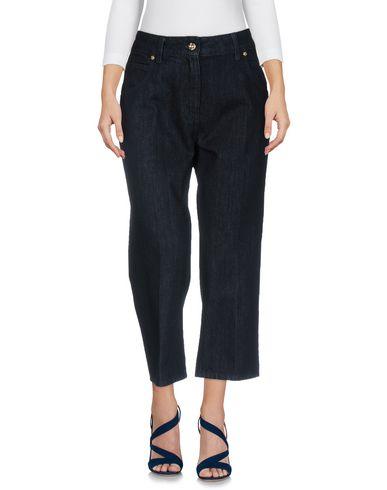 BLUMARINE Pantacourt en jean femme