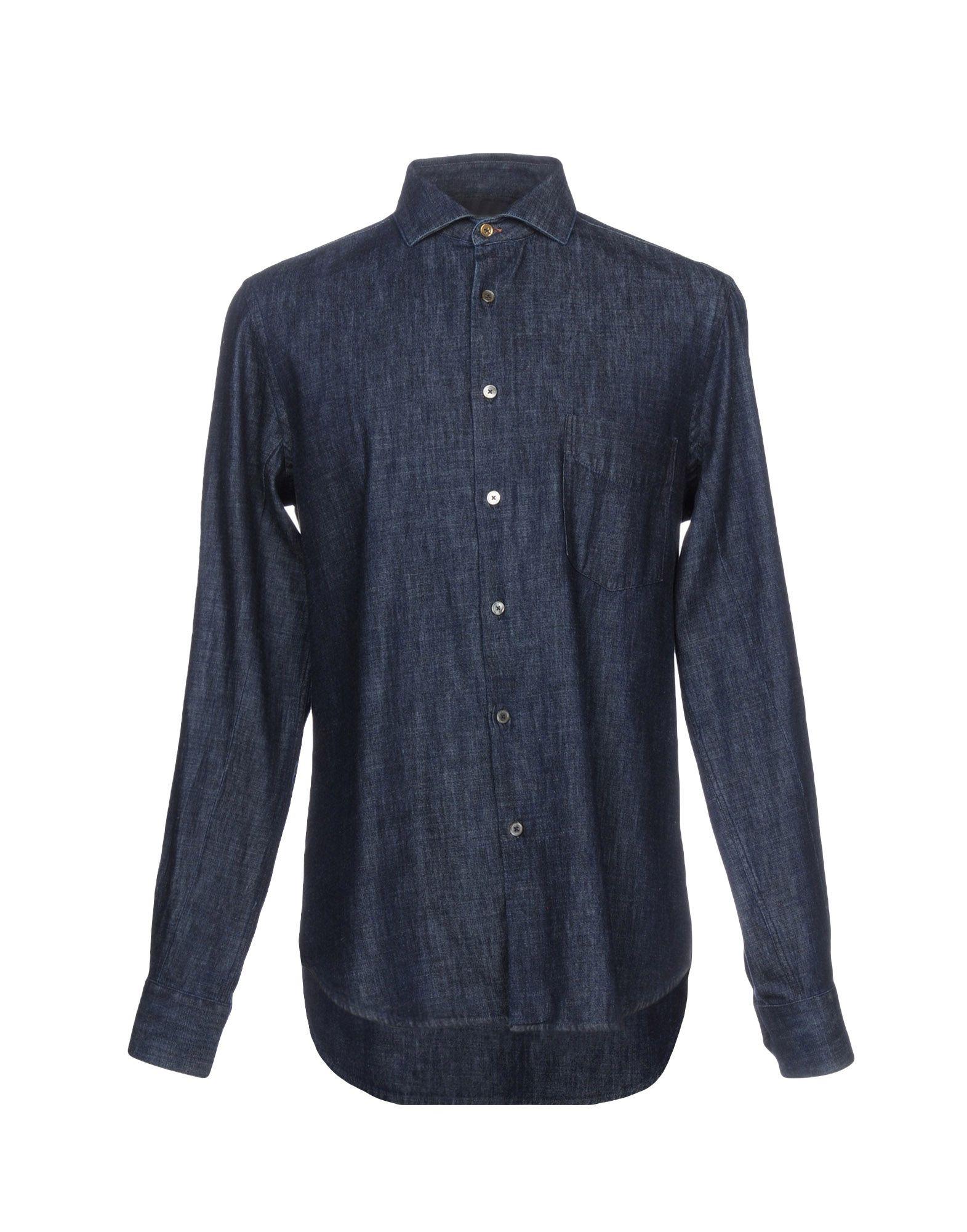 PAUL SMITH Джинсовая рубашка